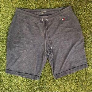 Tommy Hilfigure Cotton Drawstring Shorts Size 2X